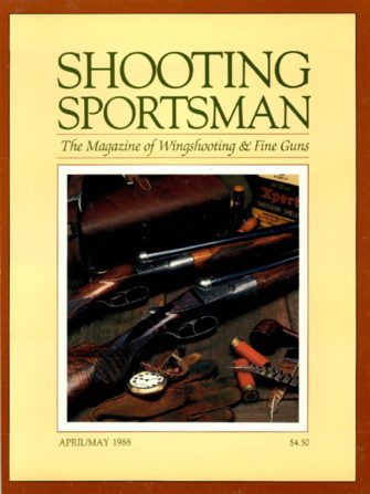 Shooting Sportsman - April/May 1988