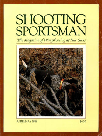 Shooting Sportsman - April/May 1989