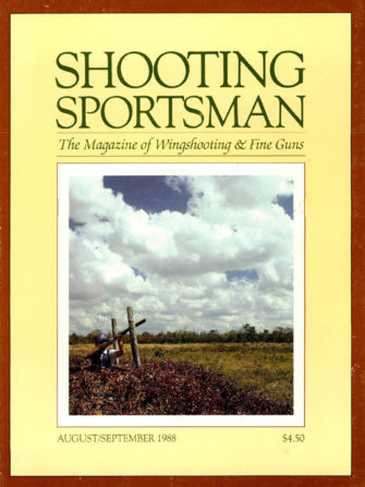 Shooting Sportsman - August/September 1988