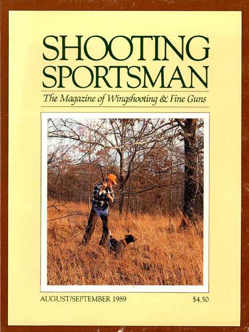 Shooting Sportsman - August/September 1989
