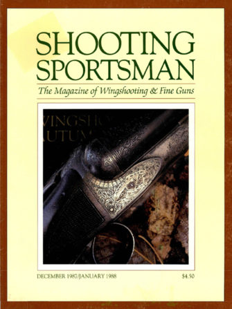 Shooting Sportsman - December 1987