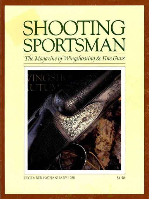 Shooting Sportsman - December 1987