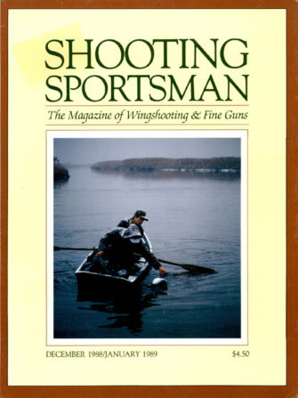 Shooting Sportsman - December 1988