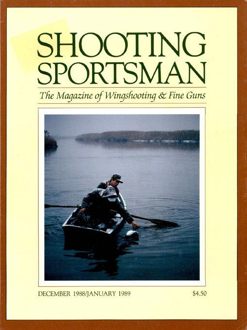 Shooting Sportsman - December 1988