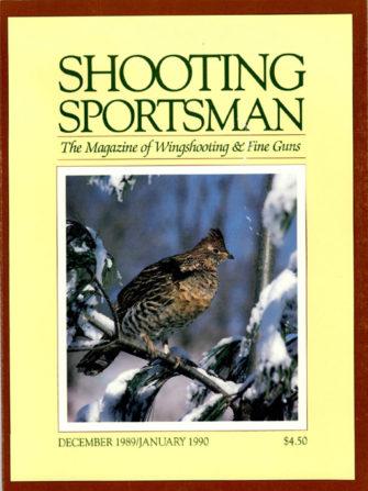 Shooting Sportsman - December 1989