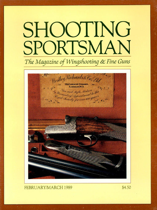 Shooting Sportsman - February/March 1989
