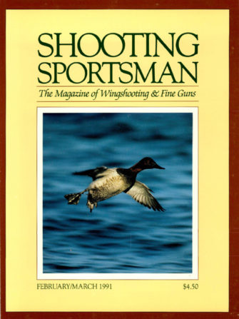 Shooting Sportsman - February/March 1991