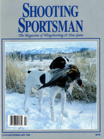 Shooting Sportsman - January/February 1994