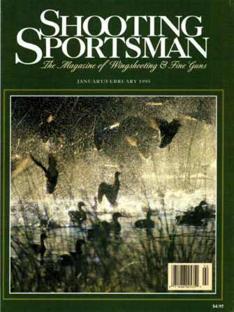 Shooting Sportsman - January/February 1995