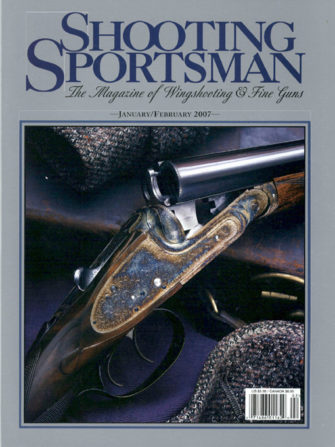 Shooting Sportsman - January/February 2007