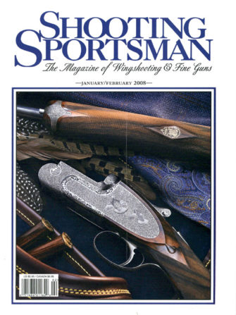 Shooting Sportsman - January/February 2008