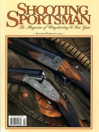 Shooting Sportsman - January/February 2009