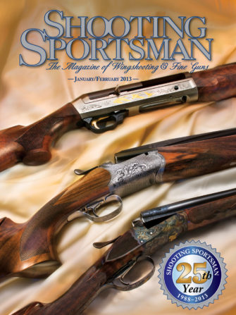 Shooting Sportsman - January/February 2013
