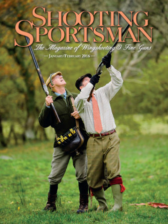 Shooting Sportsman - January/February 2016