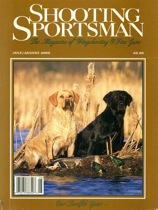 Shooting Sportsman - July/August 2000