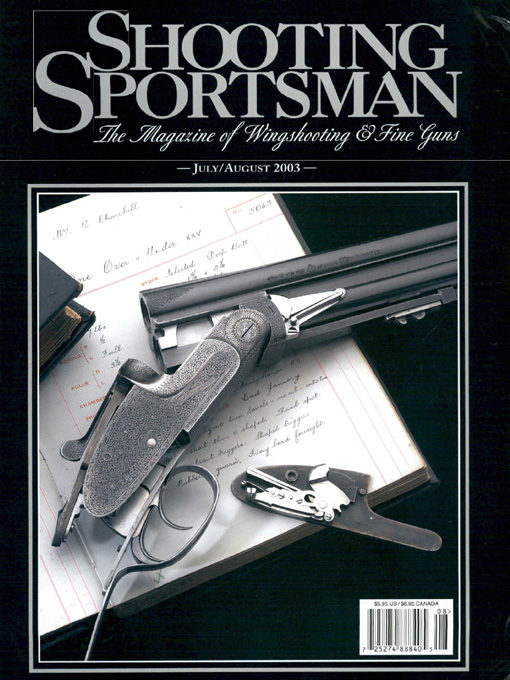 Shooting Sportsman - July/August 2003