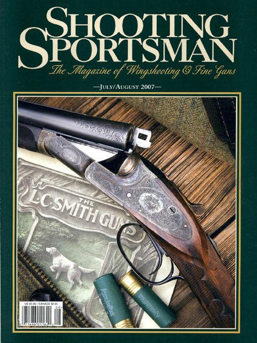 Shooting Sportsman - July/August 2007
