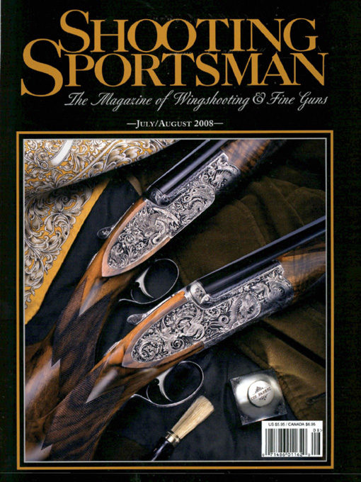 Shooting Sportsman - July/August 2008