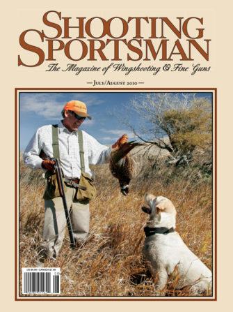 Shooting Sportsman - July/August 2010