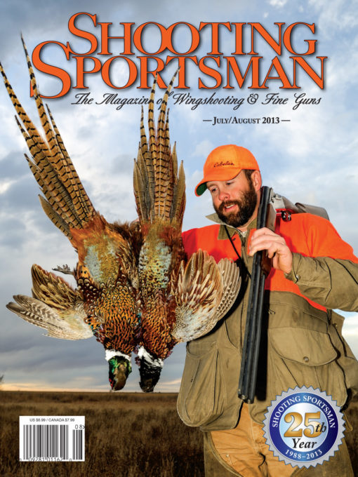 Shooting Sportsman - July/August 2013