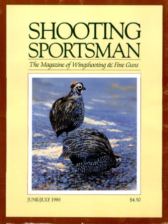 Shooting Sportsman - June/July 1989