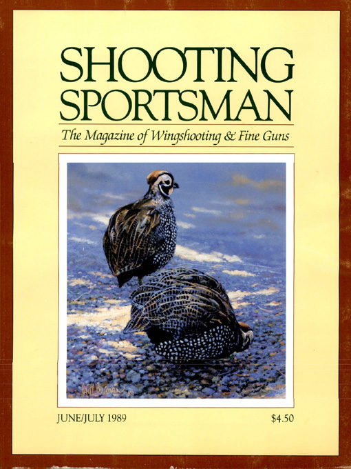 Shooting Sportsman - June/July 1989