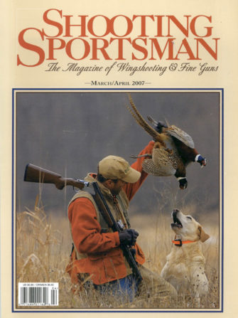 Shooting Sportsman - March/April 2007