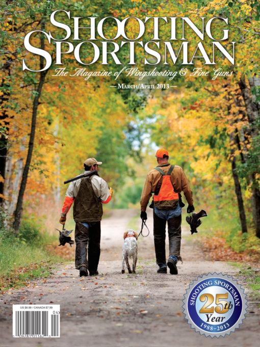 Shooting Sportsman - March/April 2013