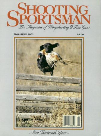 Shooting Sportsman - May/June 2001