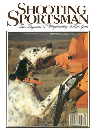 Shooting Sportsman - May/June 2003