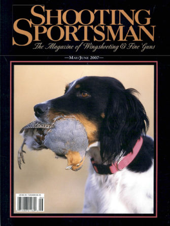 Shooting Sportsman - May/June 2007