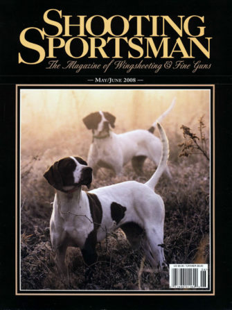 Shooting Sportsman - May/June 2008