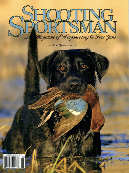 Shooting Sportsman - May/June 2009