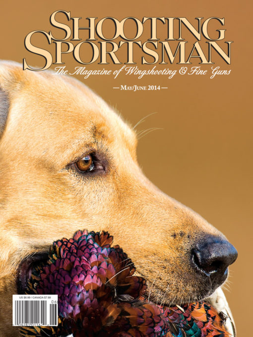 Shooting Sportsman - May/June 2014
