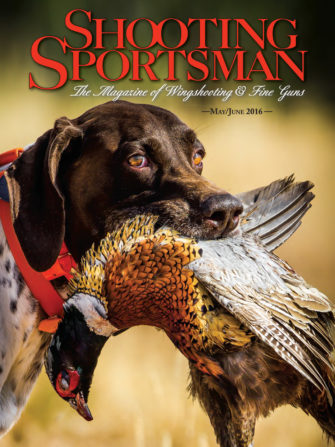 Shooting Sportsman - May/June 2016