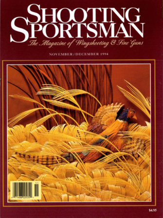 Shooting Sportsman - November/December 1994