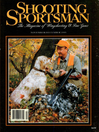 Shooting Sportsman - November/December 1995