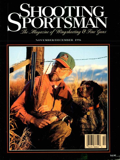 Shooting Sportsman - November/December 1996