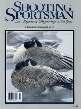 Shooting Sportsman - November/December 1997