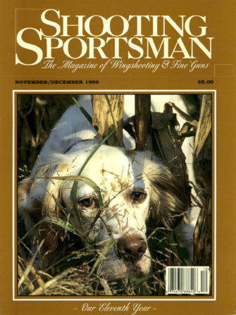 Shooting Sportsman - November/December 1999