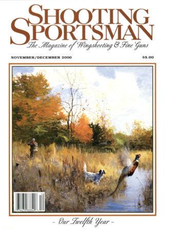 Shooting Sportsman - November/December 2000