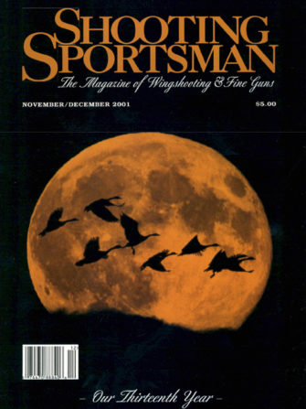 Shooting Sportsman - November/December 2001