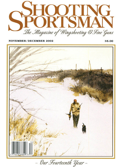 Shooting Sportsman - November/December 2002