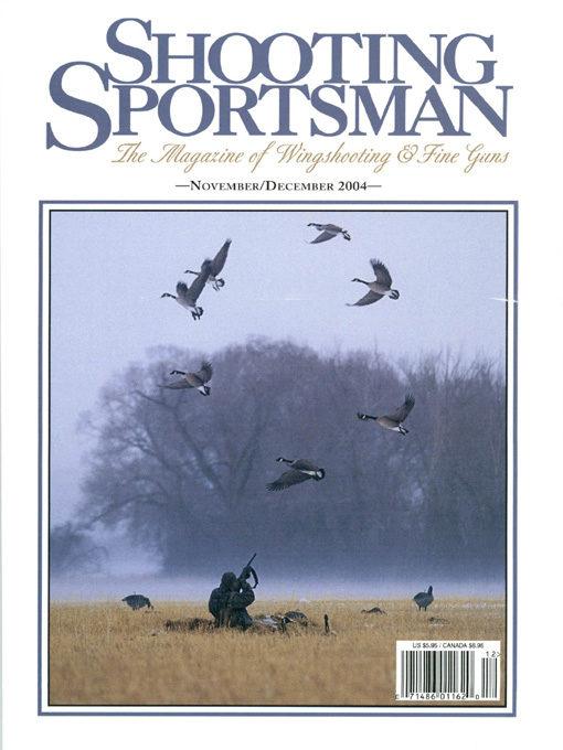 Shooting Sportsman - November/December 2004
