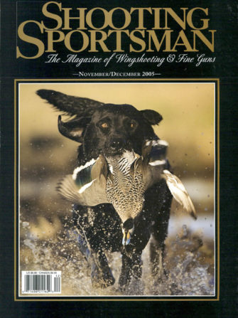 Shooting Sportsman - November/December 2005