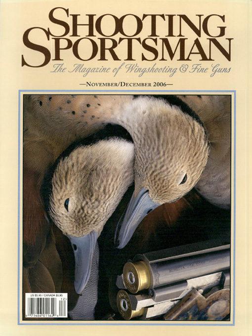 Shooting Sportsman - November/December 2006