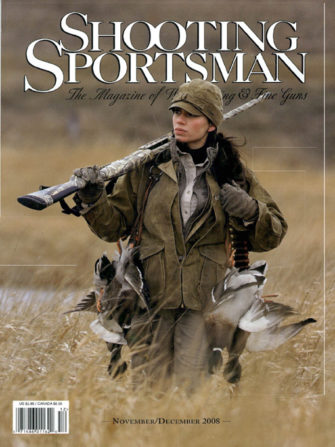 Shooting Sportsman - November/December 2008