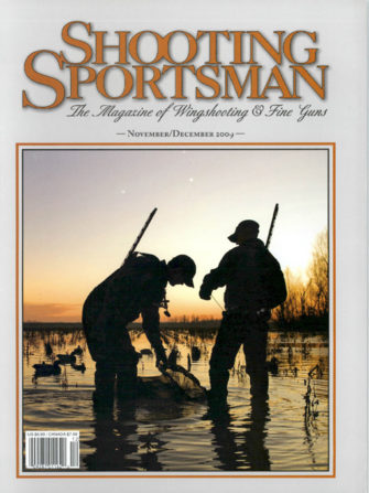 Shooting Sportsman - November/December 2009