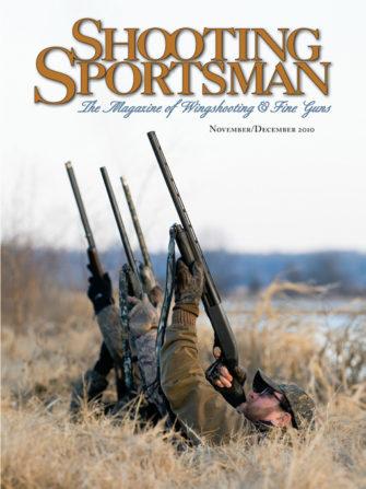 Shooting Sportsman - November/December 2010