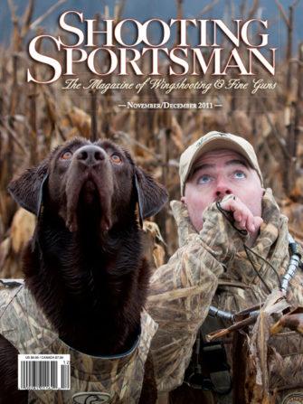 Shooting Sportsman - November/December 2011